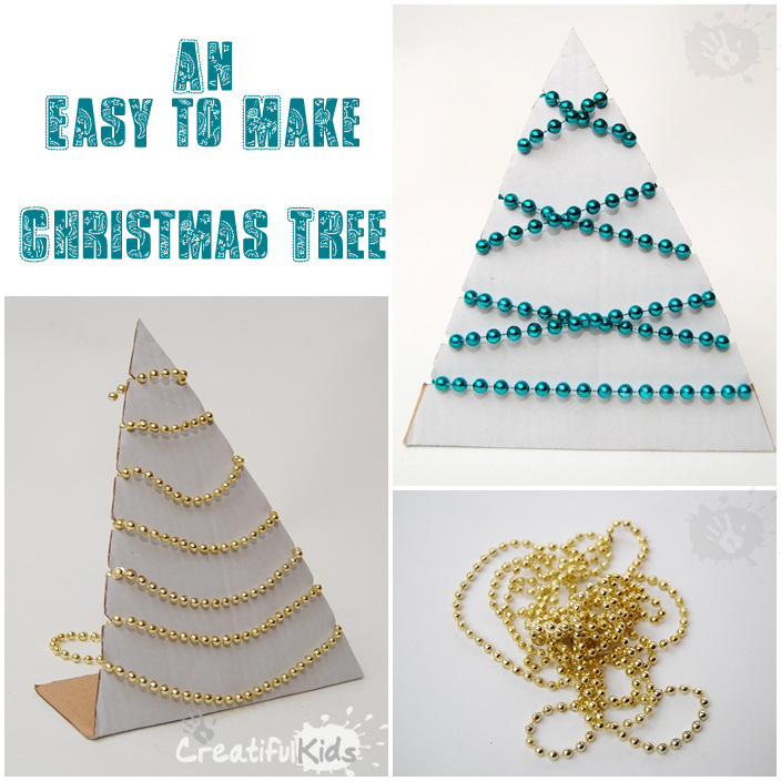 Creative Kids Crafts For Tour First Easy Christmas