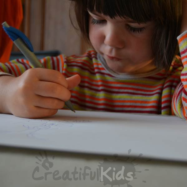 creative drawing for kids
