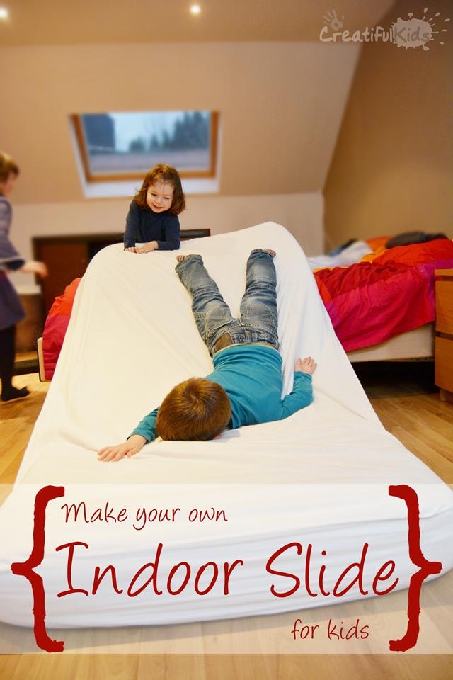 Indoor Slide For Kids Indoor Activities For Kids