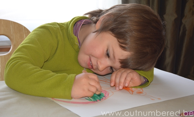 Creative activity for kids: Draw something that does not ...